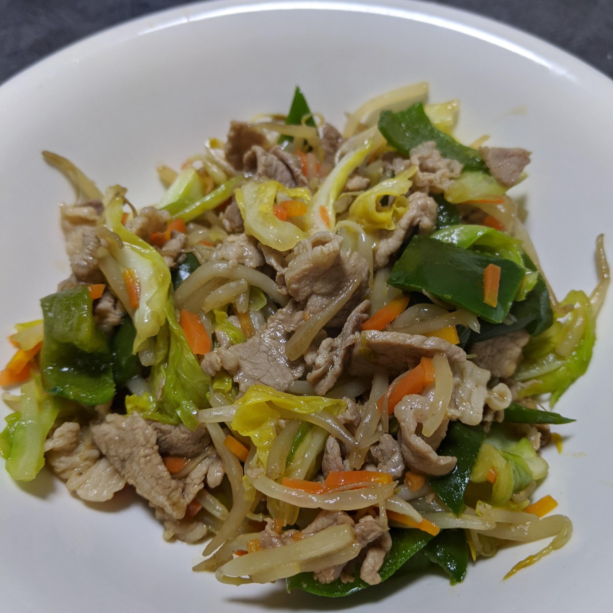 炒め 美味しい レシピ 野菜